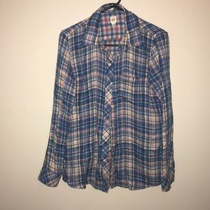GAP Button-Up